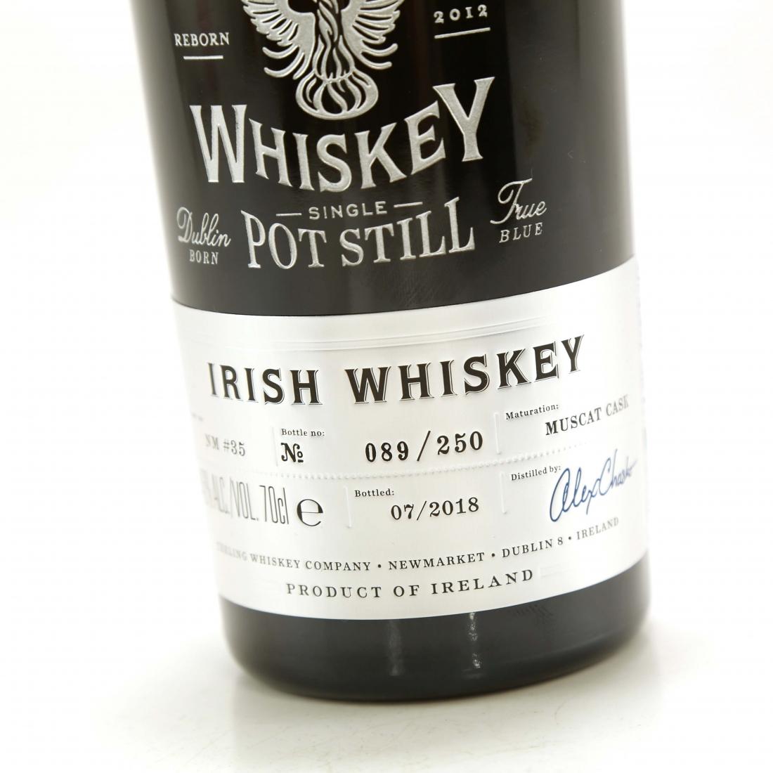Teeling Celebratory Single Pot Still Whiskey / Bottle #089
