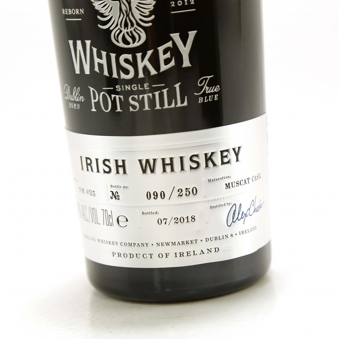Teeling Celebratory Single Pot Still Whiskey / Bottle #090