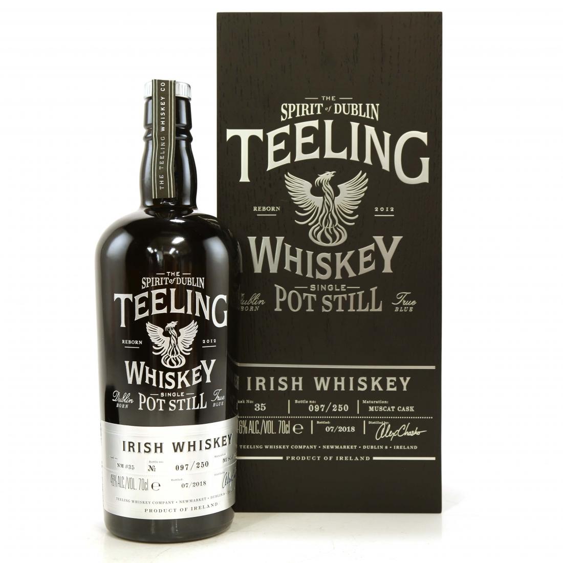 Teeling Celebratory Single Pot Still Whiskey / Bottle #097