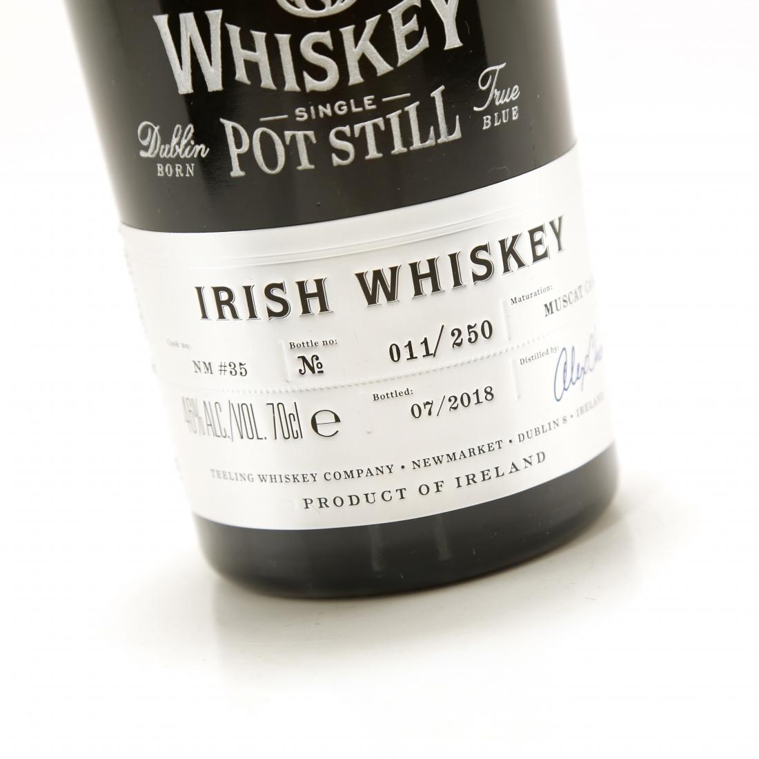 Teeling Celebratory Single Pot Still Whiskey / Bottle #011