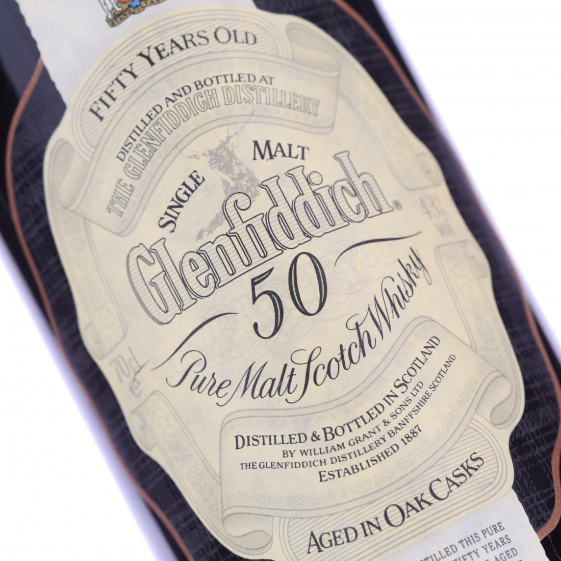 Glenfiddich 50 Year Old