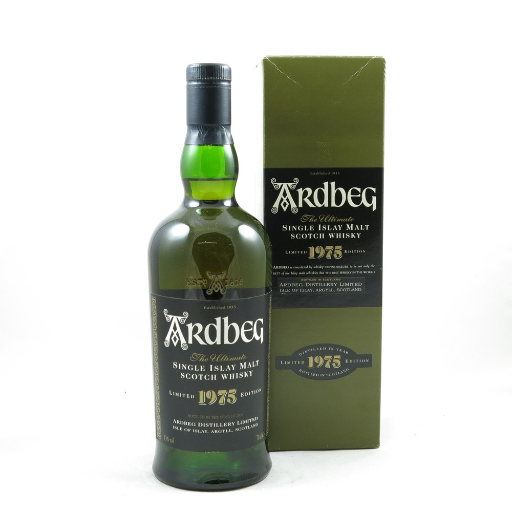 Ardbeg 1975 Bottled 2000 Front
