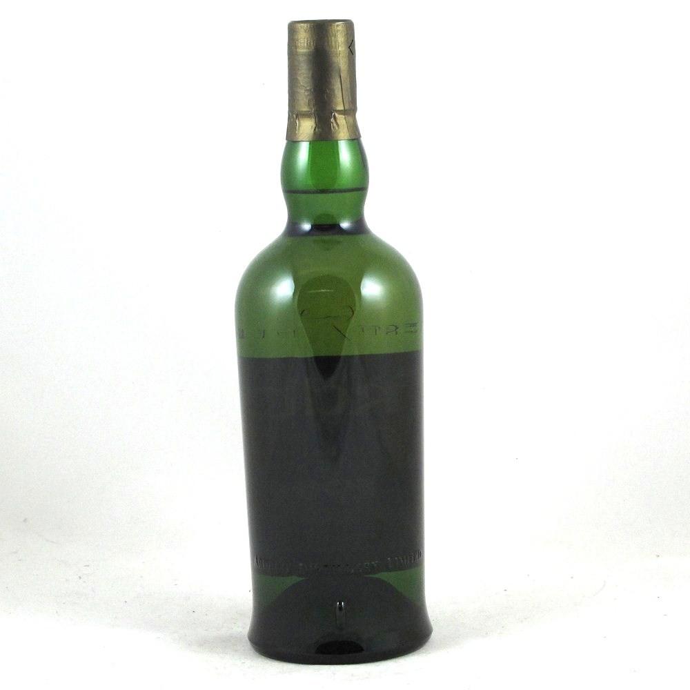 Ardbeg 1990 Cask Strength (Bottled 2004) Back