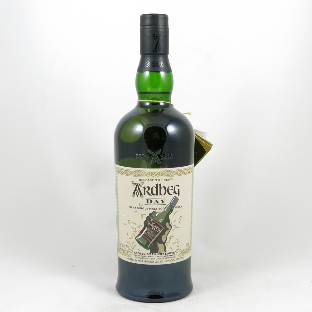 Ardbeg Day (US Import) 75cl Front