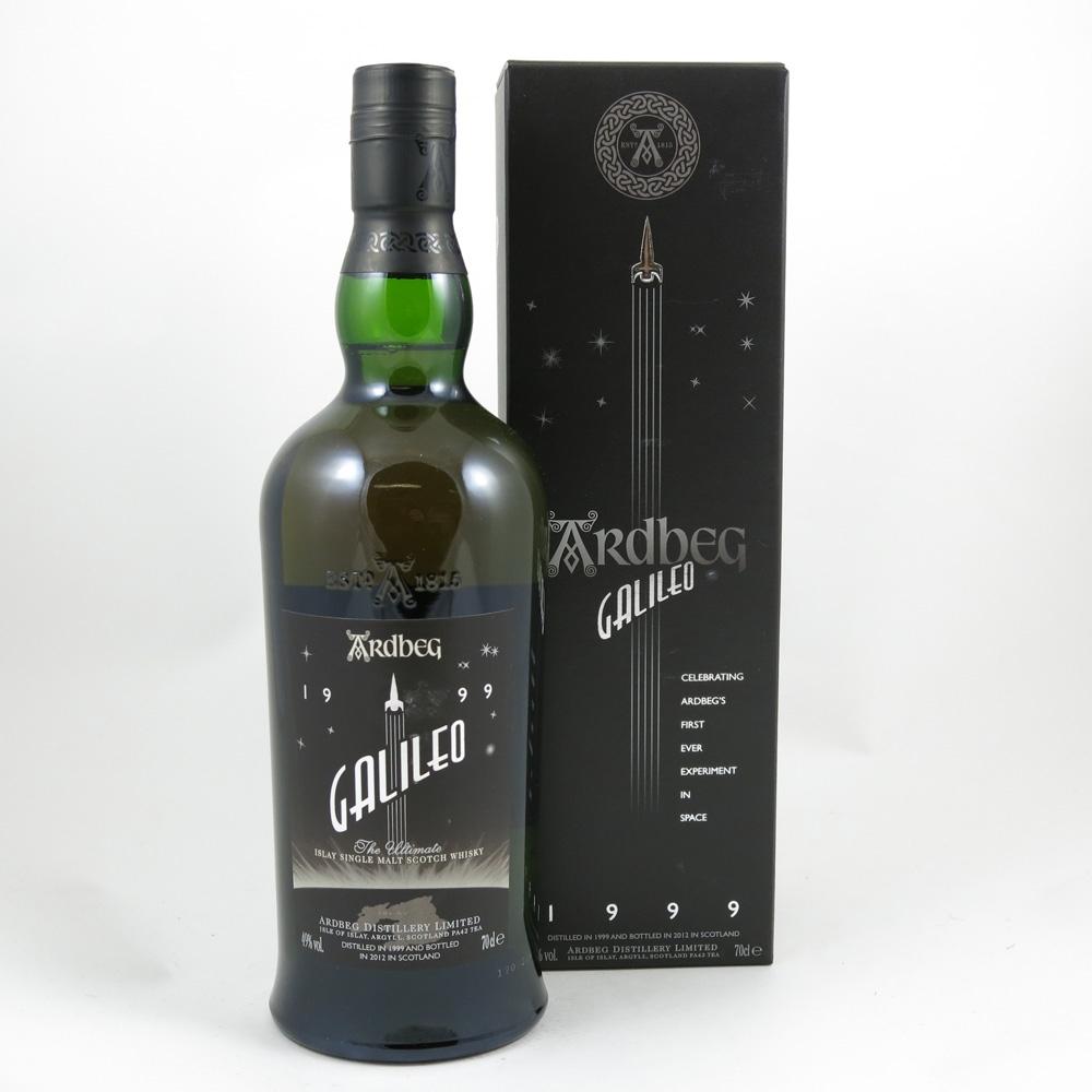Ardbeg Galileo 1999 Front