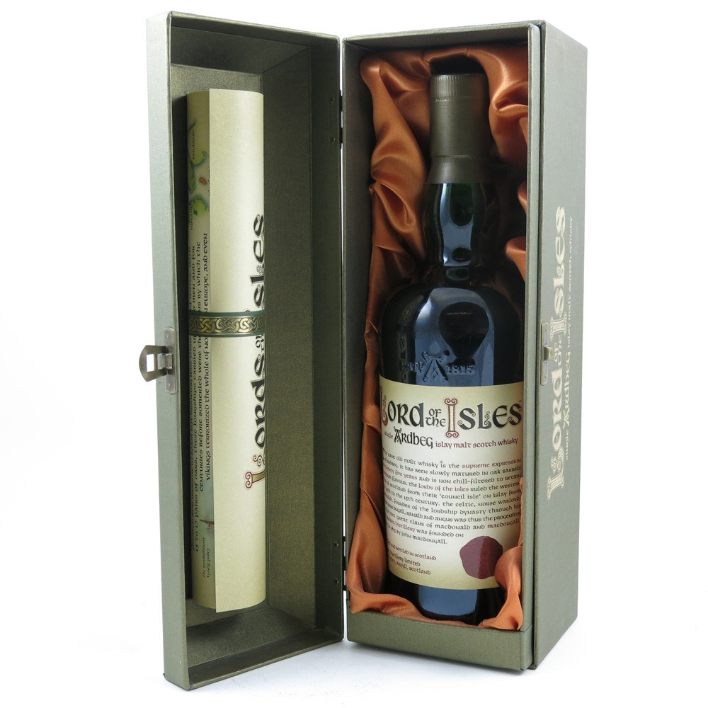 Ardbeg Lord of the Isles 25 Year Old Open