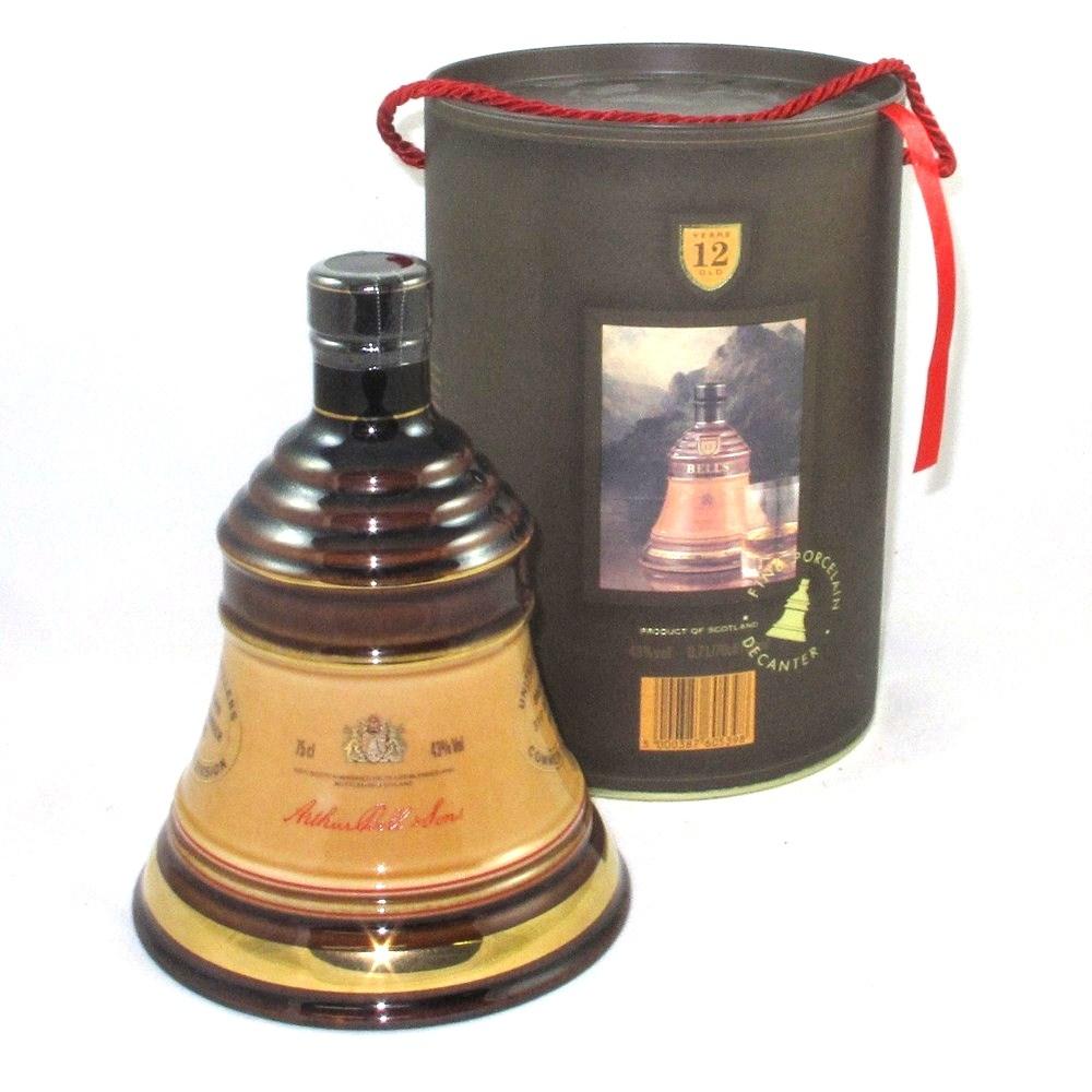 Bells 31st December 1995 Broxburn Commercial Division Back