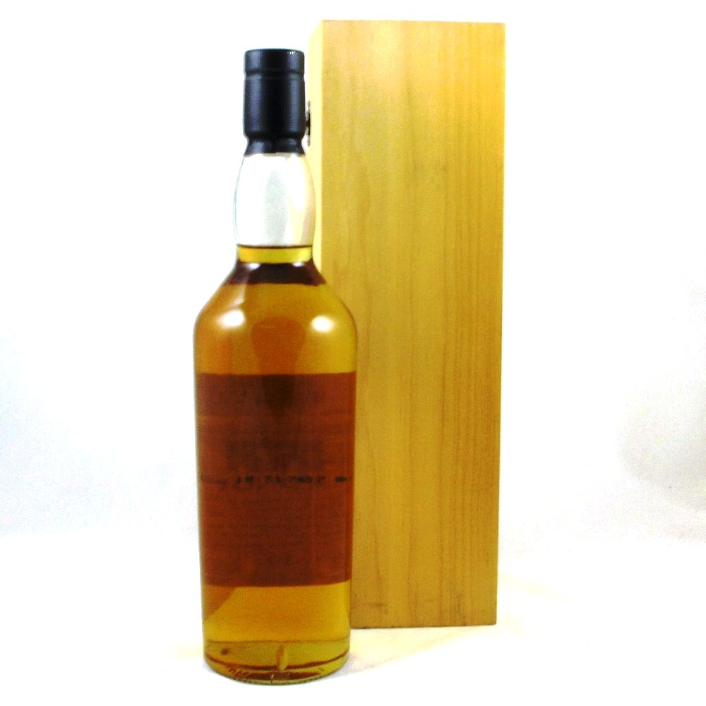 Bladnoch 10 Year Old Flora and Fauna (Boxed) Back