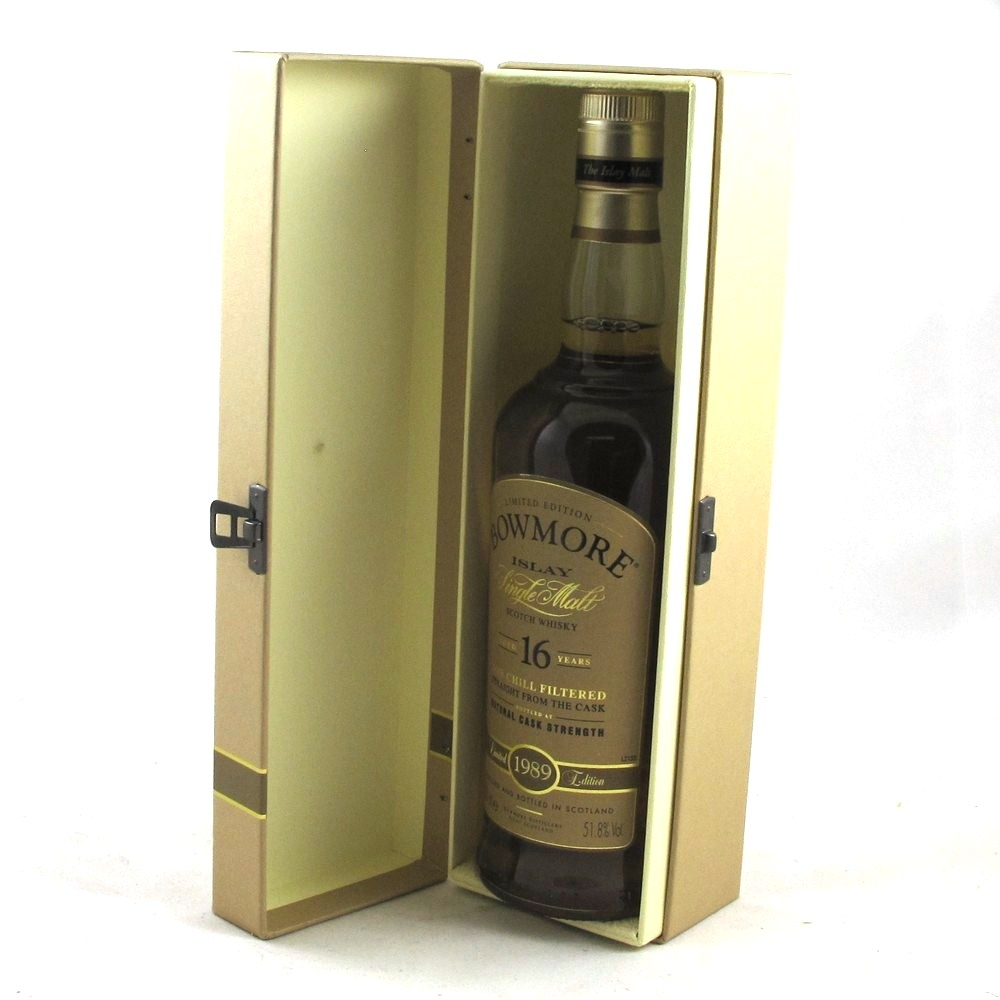 Bowmore 1989 16 Year Old Limited Edition Boxed