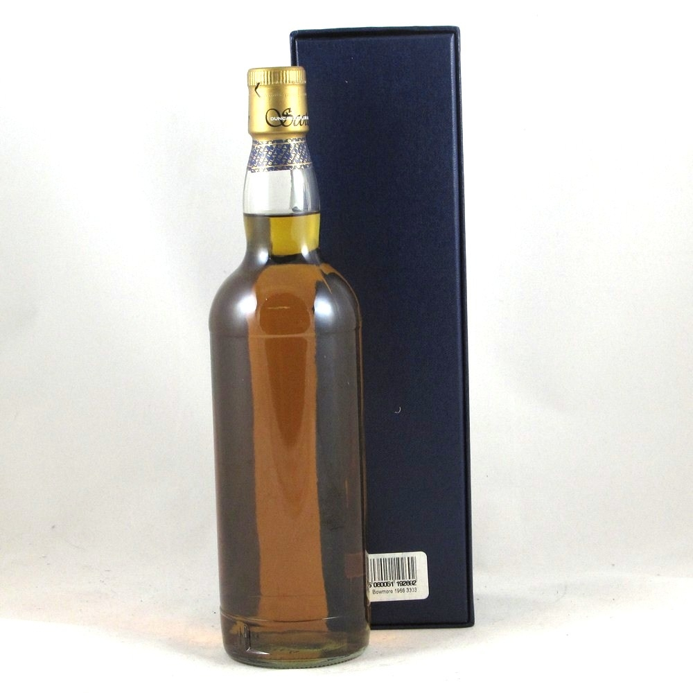 Bowmore 1966 38 Year Old Duncan Taylor Back