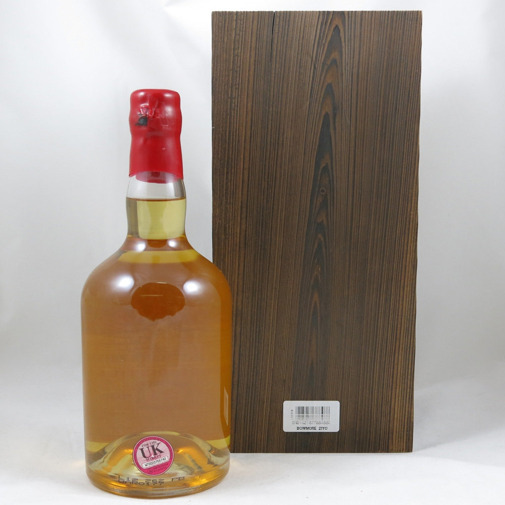 Bowmore 1990 Douglas Laing 21 Year Old Back