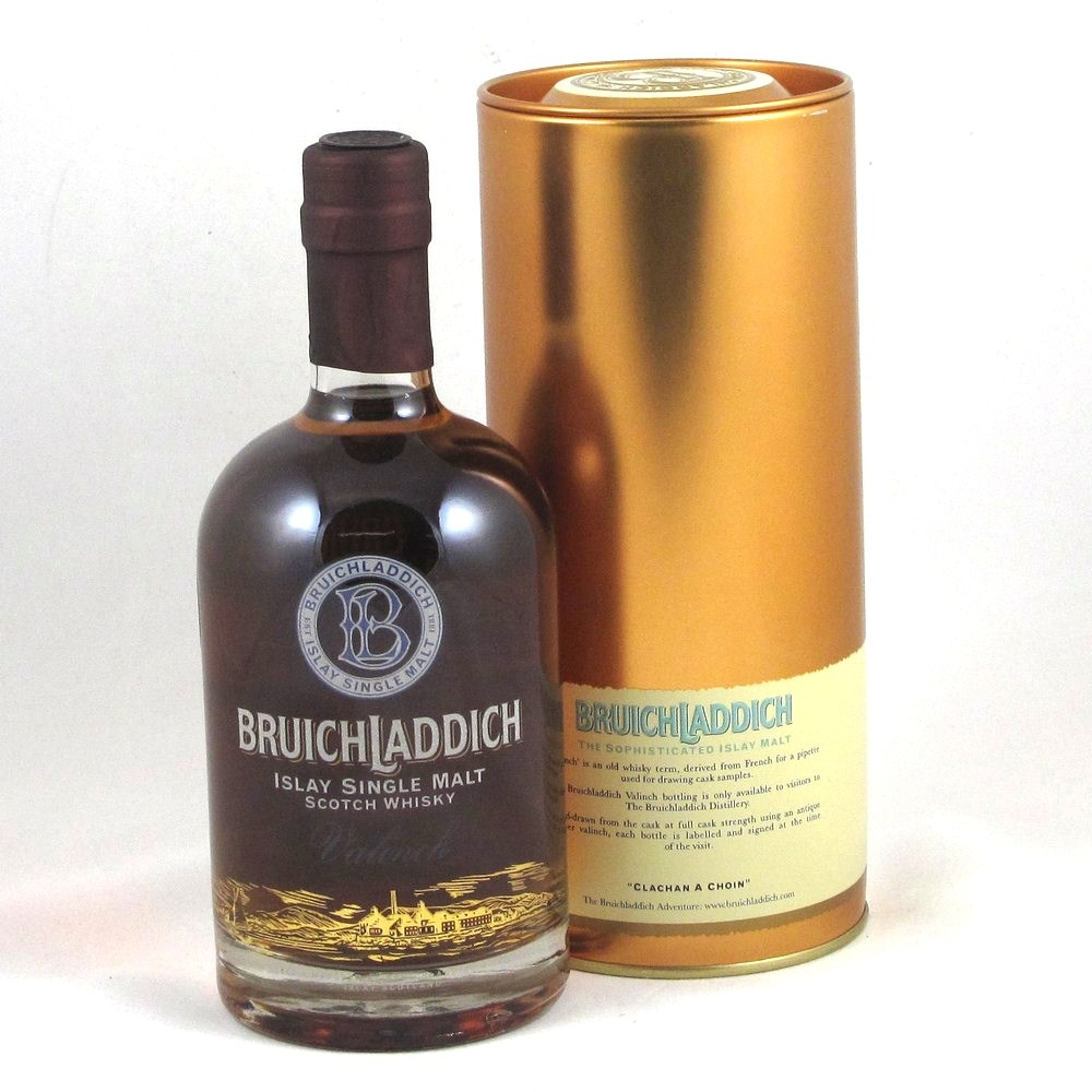Bruichladdich 1991 Valinch The Temple of Drams Back