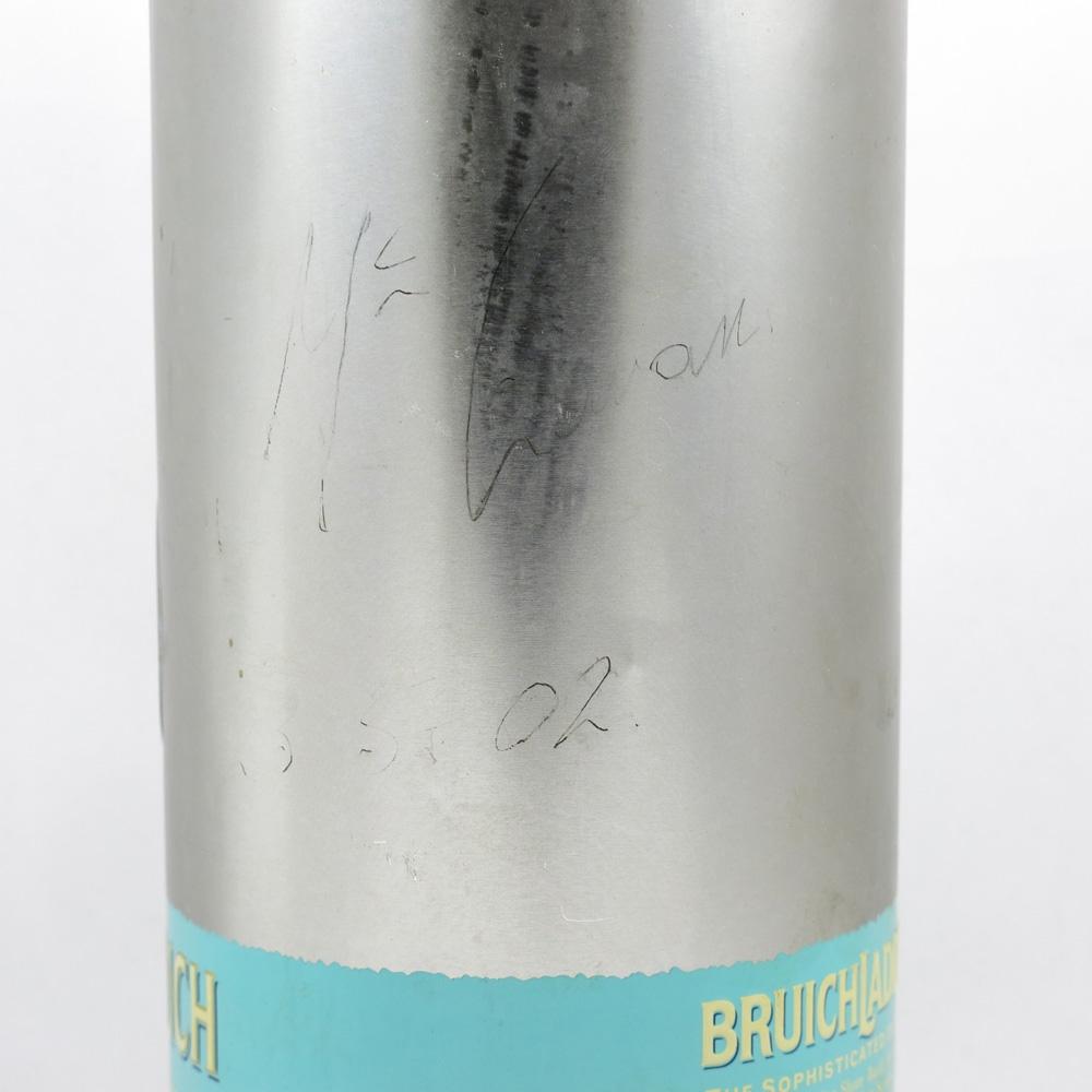 Bruichladdich 20 Year Old box