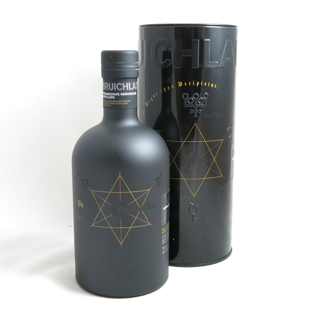 Bruichladdich Black Art 1989 22 Year Old (3rd Edition) Front