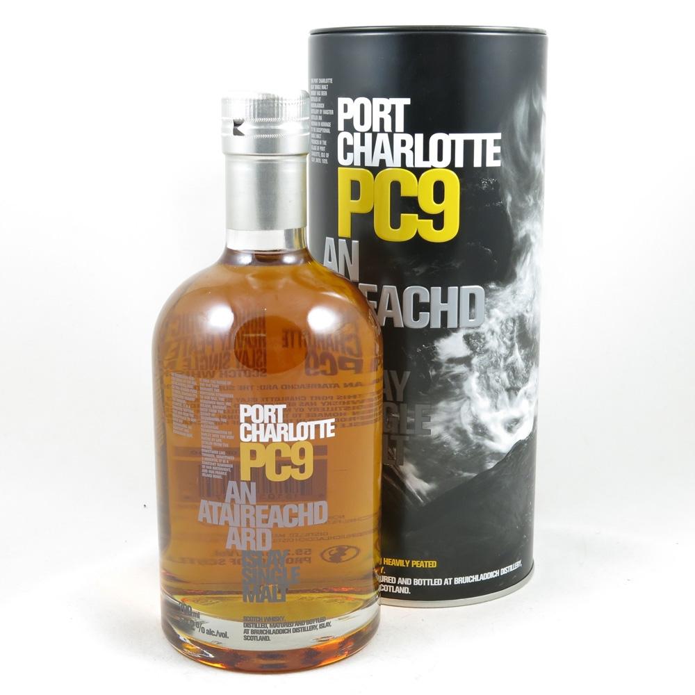 Port Charlotte PC9 front