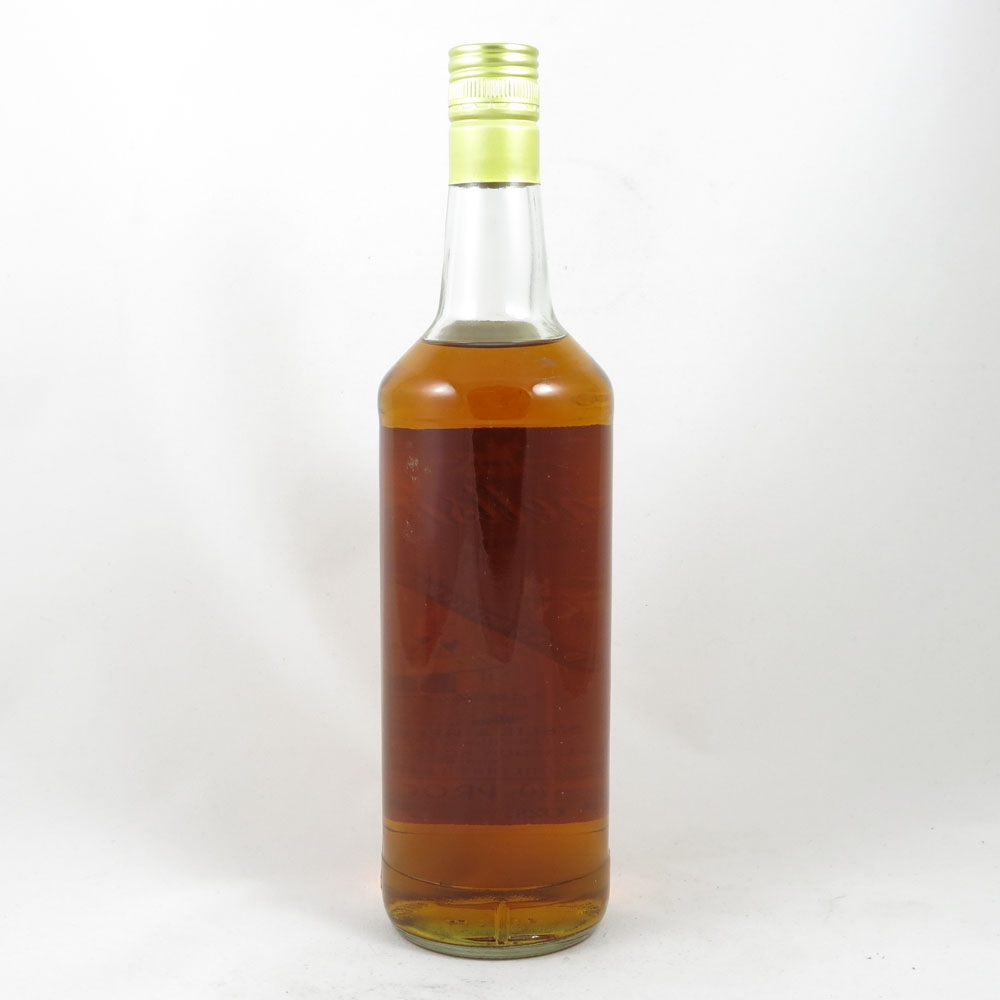 Clynelish 12 Year Old 1970s back