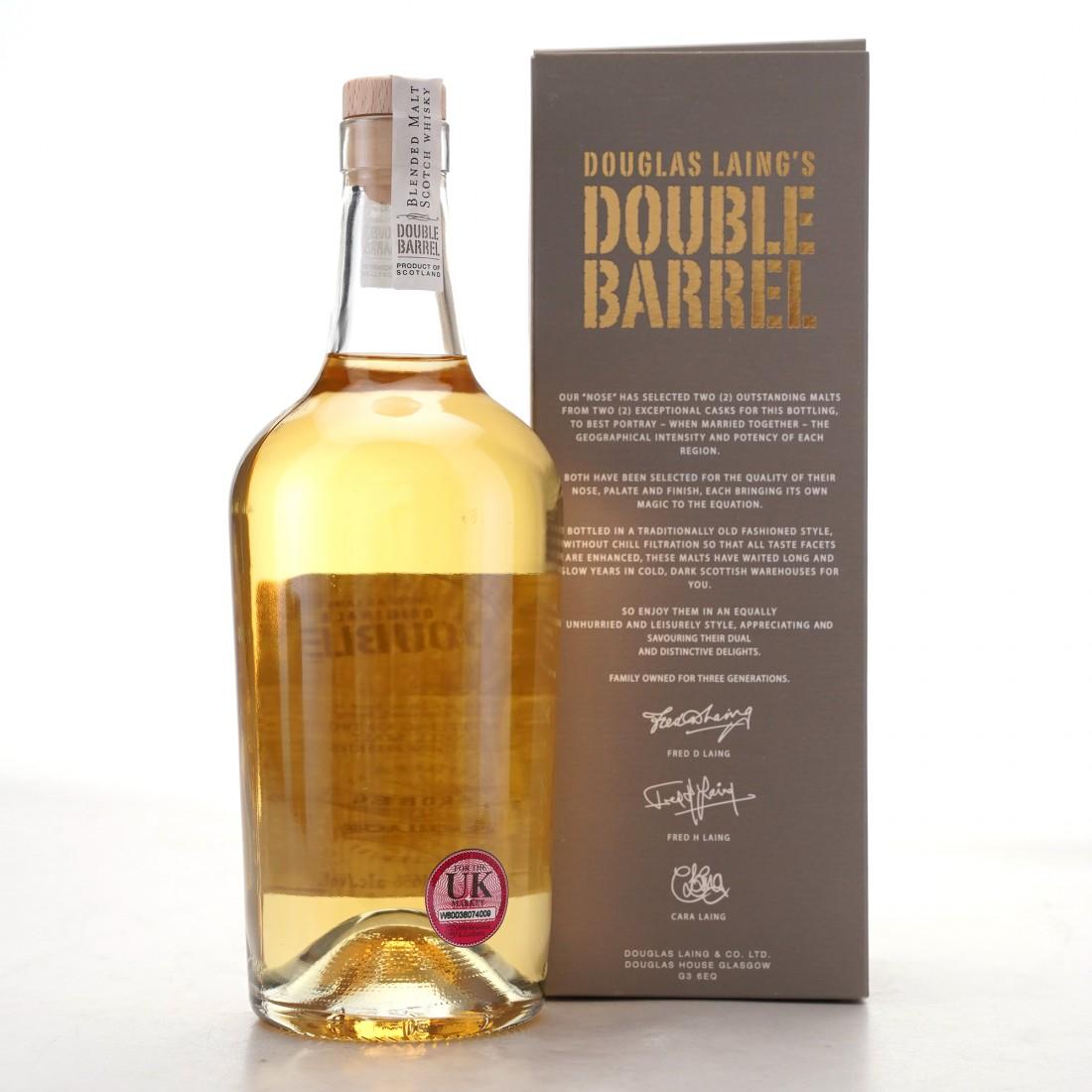 Ardbeg & Craigellachie Douglas Laing Double Barrel