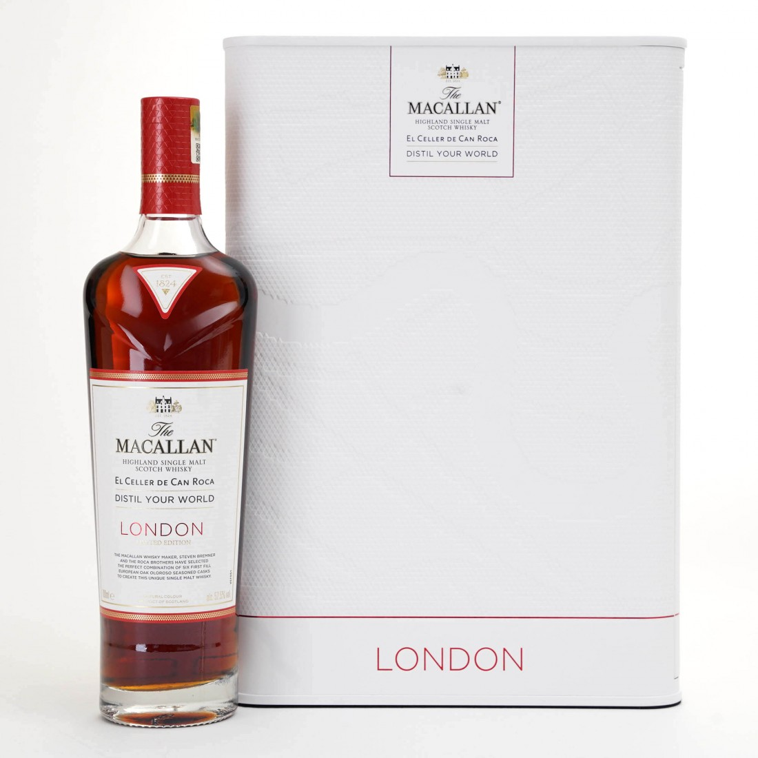 Macallan Distil Your World London
