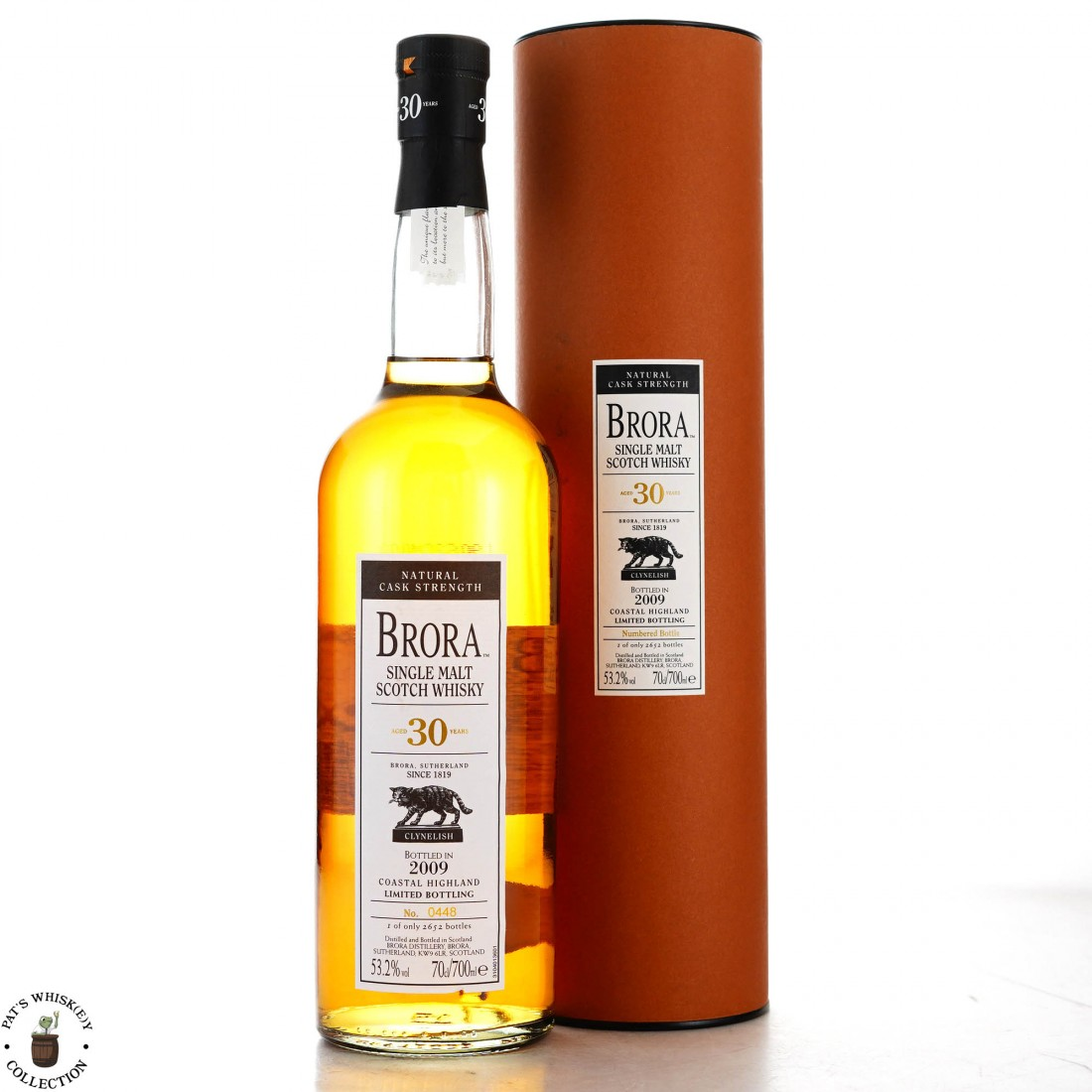 Brora 30 Year Old 2009 Release