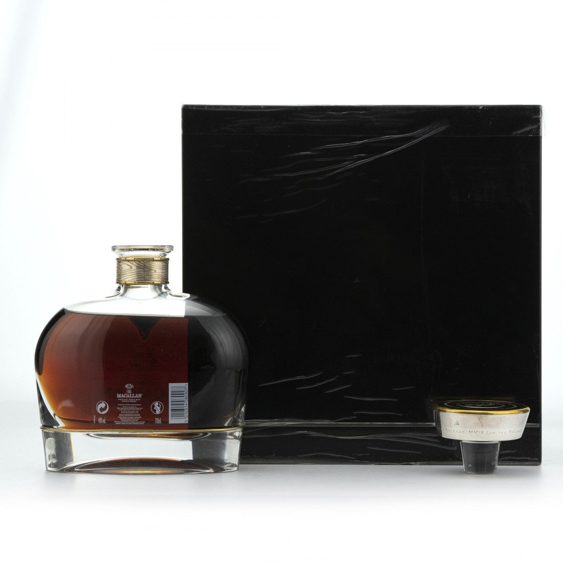 Macallan 1824 Collection Decanter 2009 Release