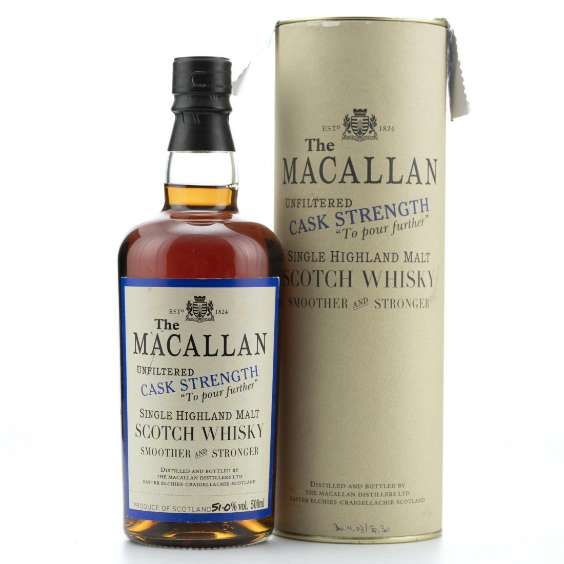 Macallan 1980 Exceptional Cask #17937