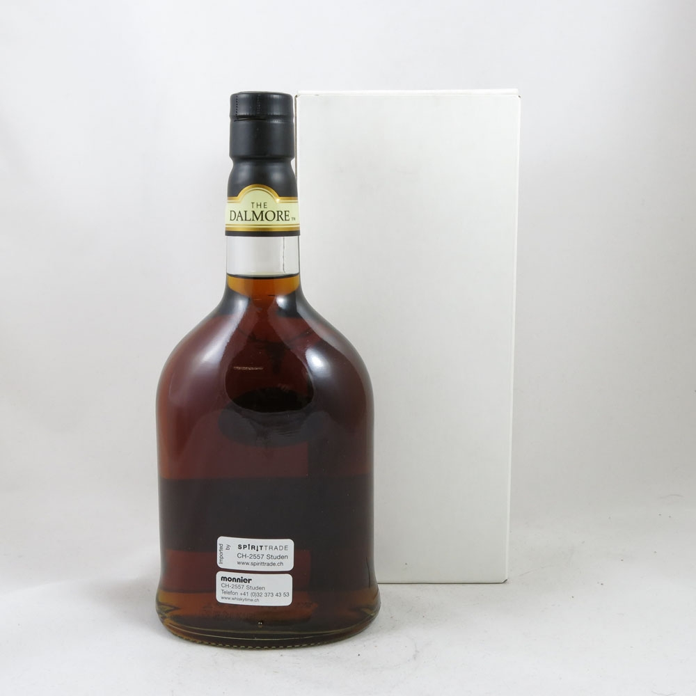 Dalmore 1974 Single Cask 32 Year Old (Signed) back