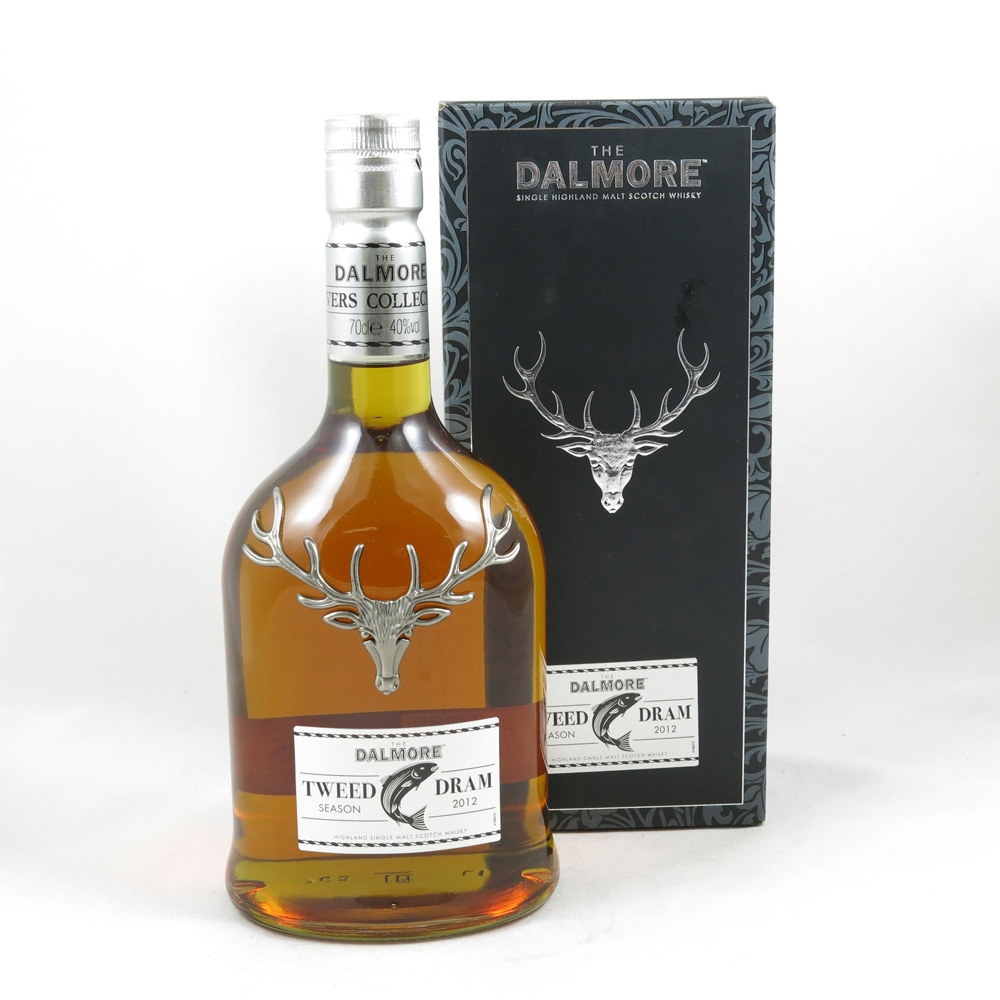Dalmore River Series (Dee, Spey, Tay and Tweed Drams) Front 3