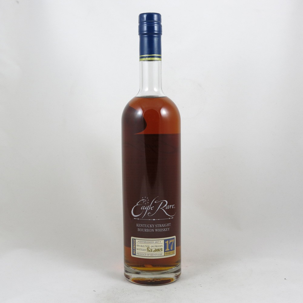 Eagle Rare 17 Year Old (Fall 2005) front