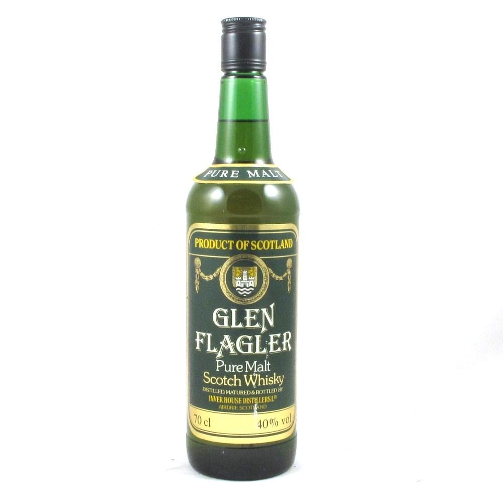 Glen Flagler Pure Malt Front