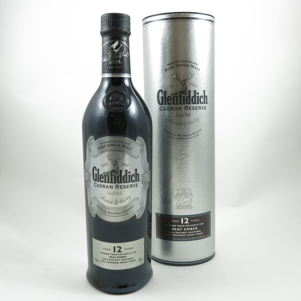 Glenfiddich Caoran Reserve 12 Year Old front