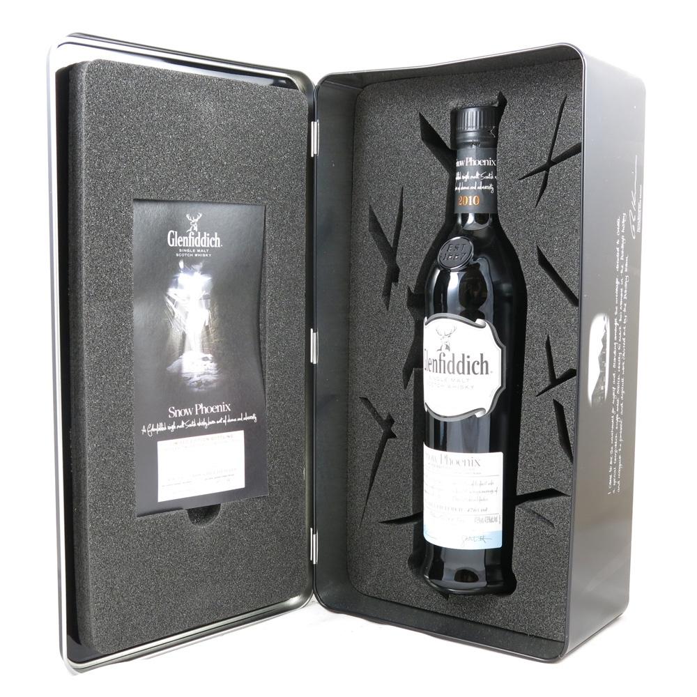 Glenfiddich Snow Phoenix box