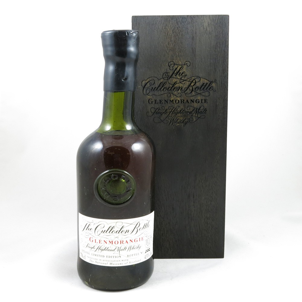 Glenmorangie 1971 (The Culloden Bottle) Front