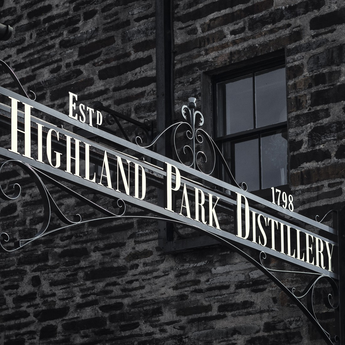 Vintage Tour at Highland Park Distillery and One Night's Stay at The Orkney Hotel for 4 People / Charity Lot