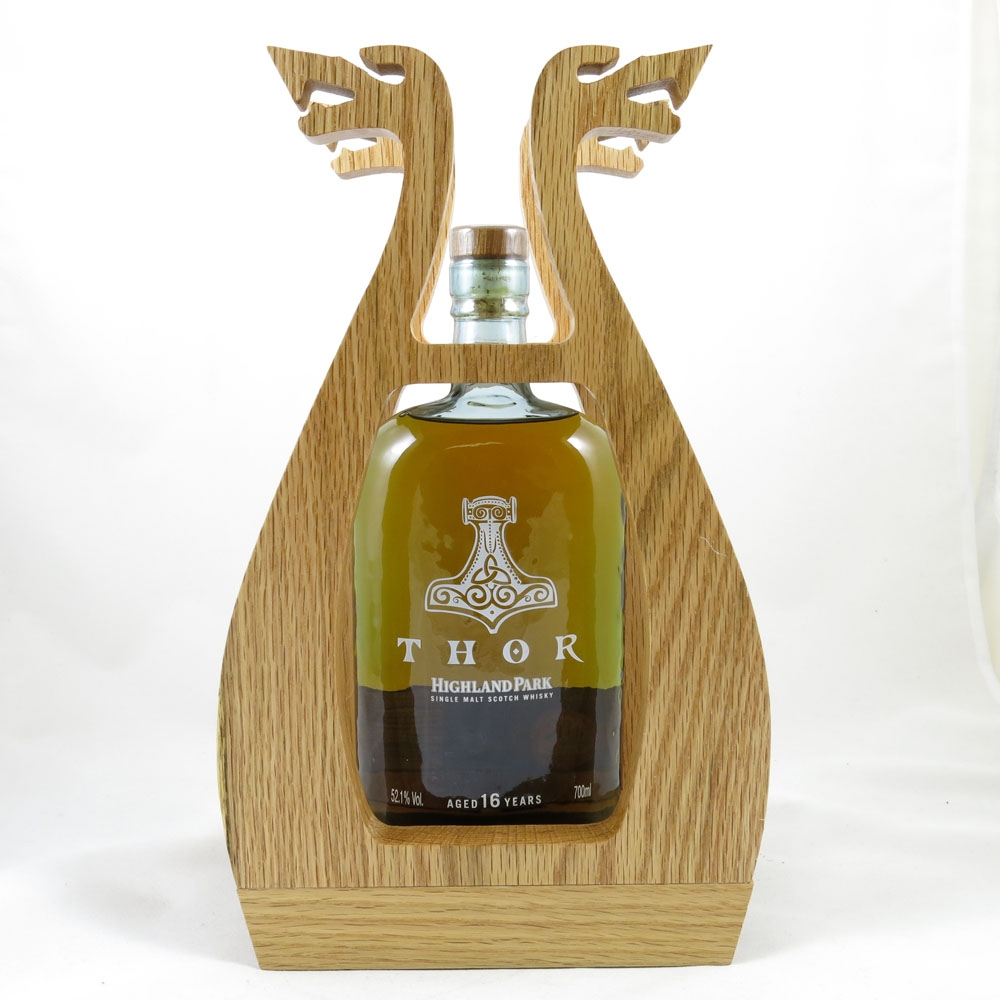 Highland Park Thor 16 Year Old front no box