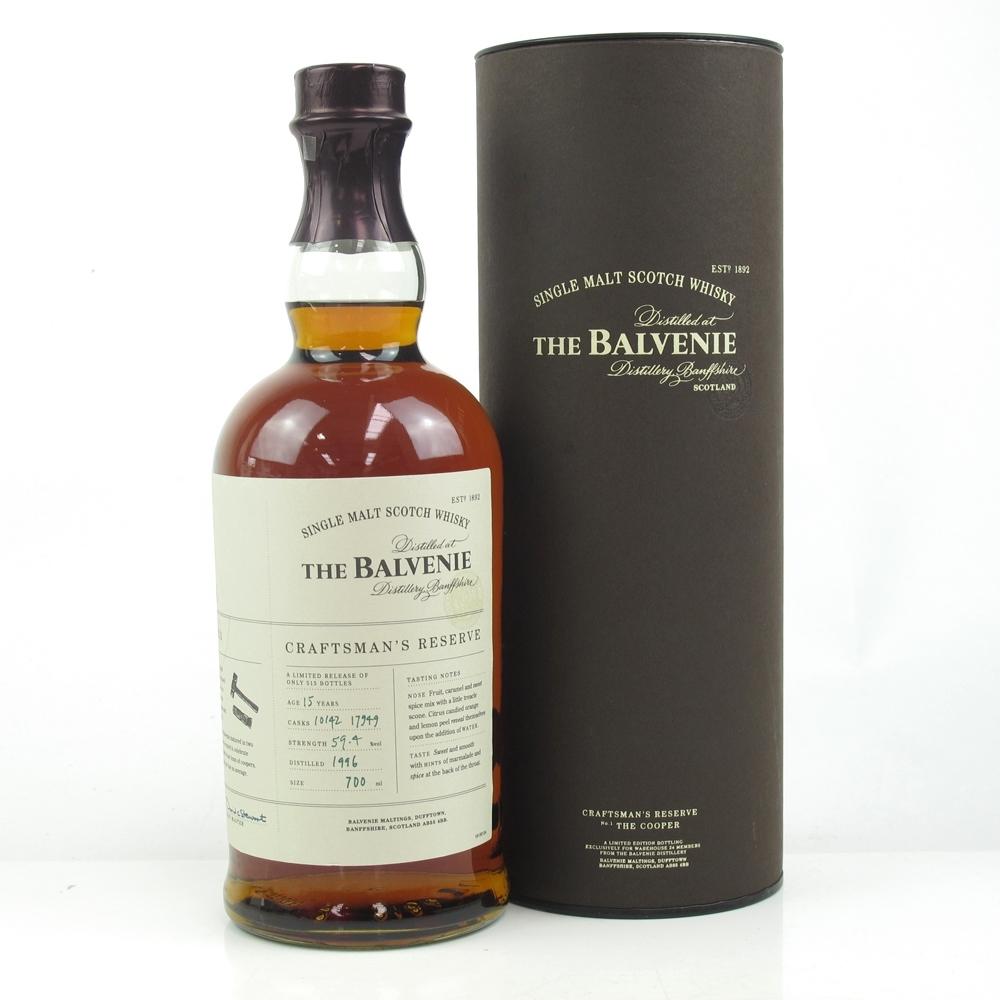 Balvenie Craftman's Reserve - The Cooper