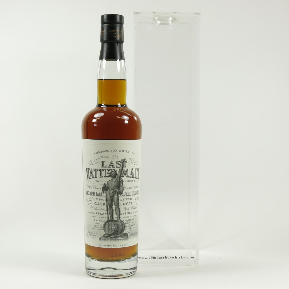 Compass Box Last Vatted Malt Front