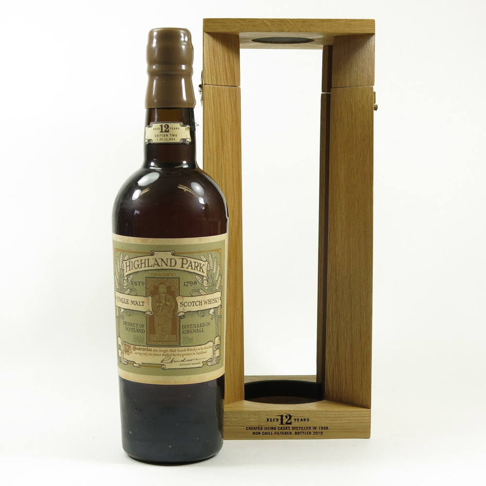 Highland Park Saint Magnus 12 Year Old Front