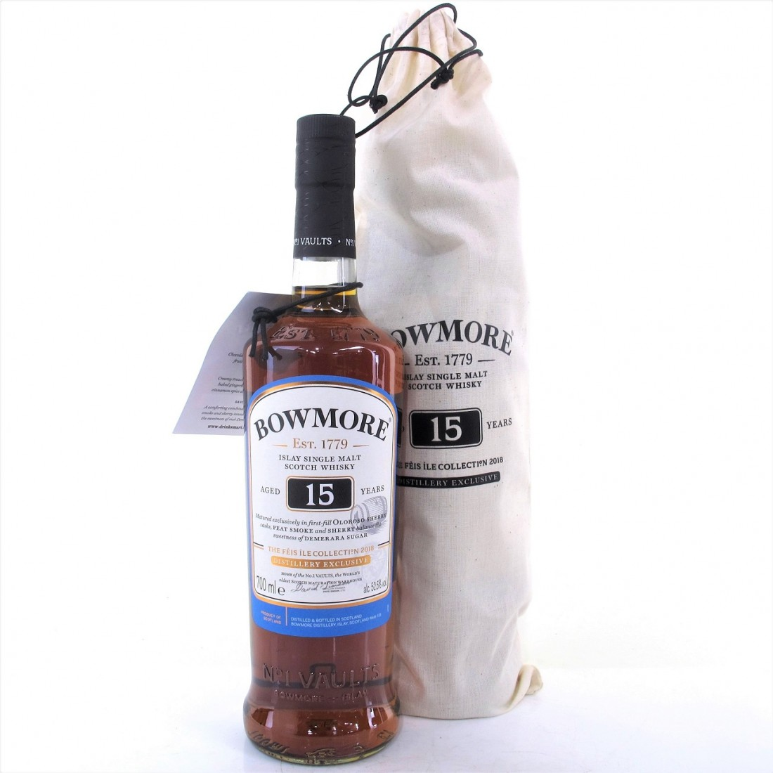 Bowmore 15 Year Old Sherry Cask / Feis Ile 2018