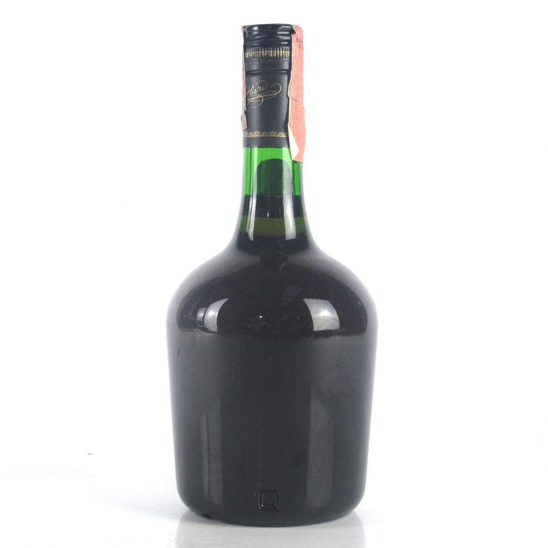 Baron Otard VSOP Champagne Cognac 1970s