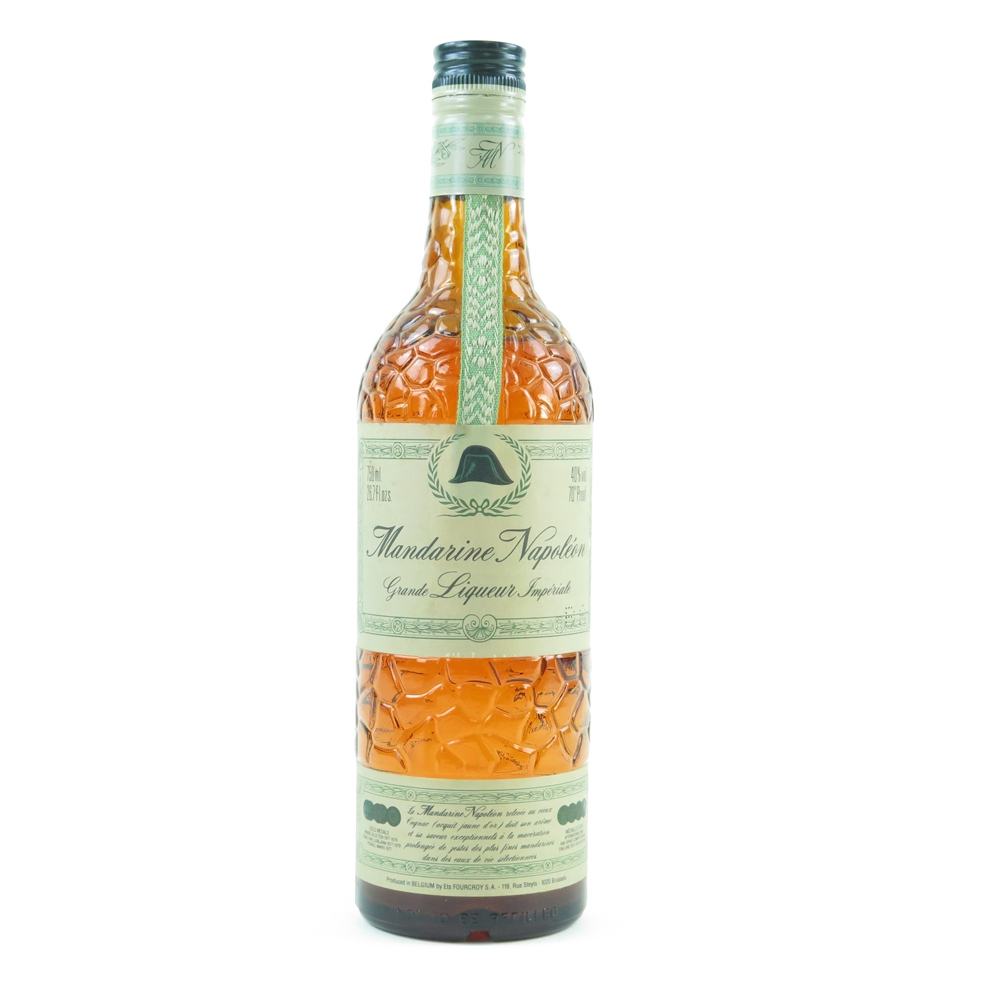 Mandarine Napoleon Liqueur 1978/1979