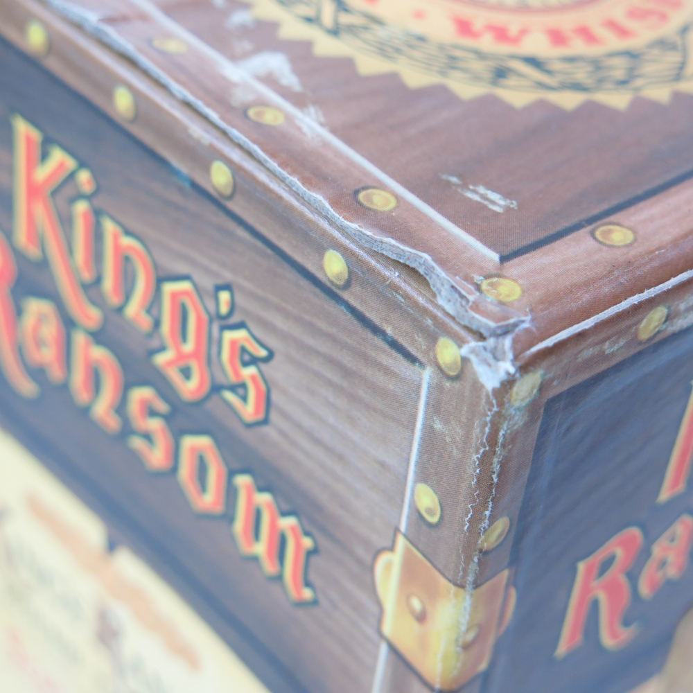 Kings Ransom 12 Year Old 1960s