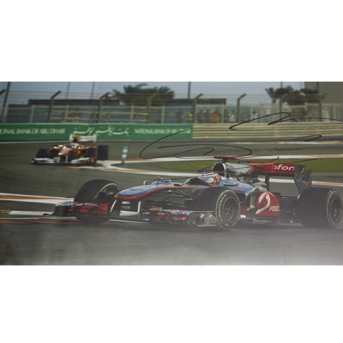John Walker and Sons Signature Blend by Jenson Button / One of Only 25