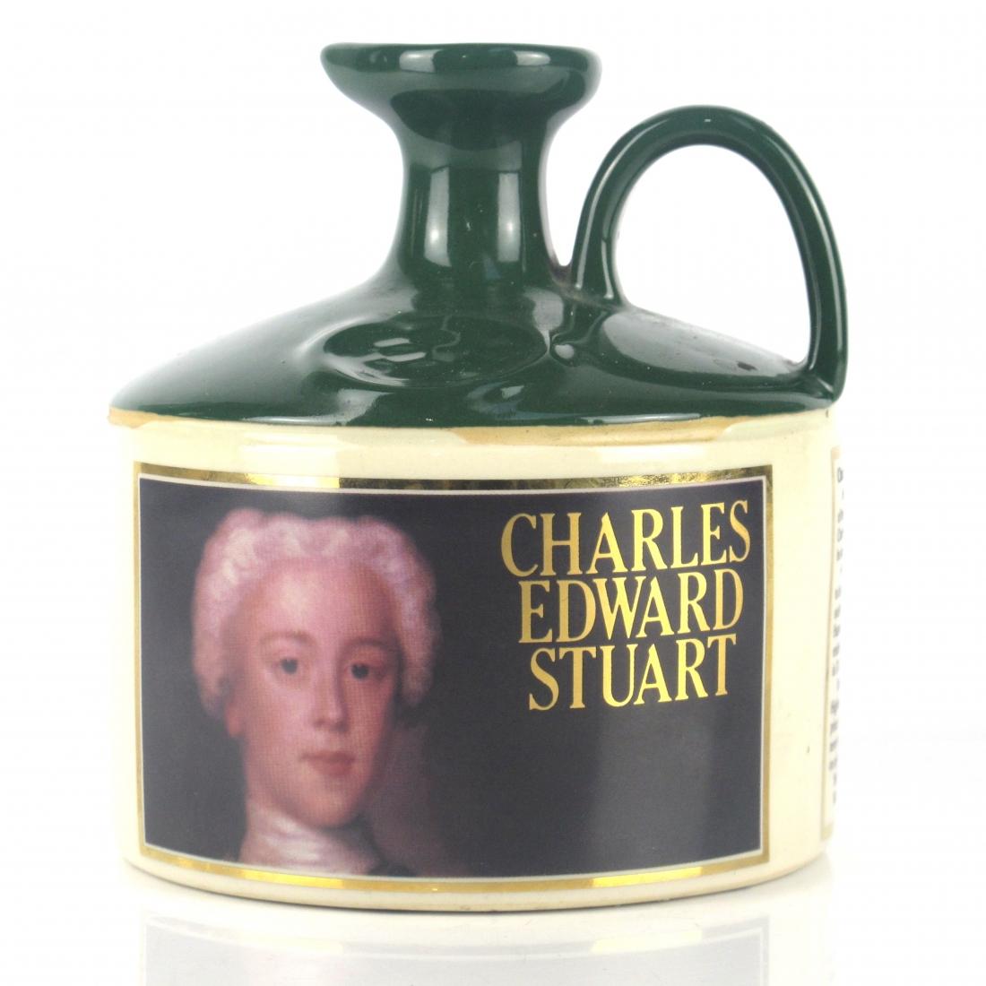 Glenfiddich Bonnie Prince Charlie Stoneware Decanter 75cl / US Import