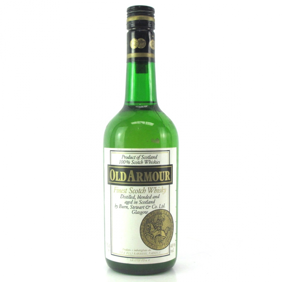 Old Armour Finest Scotch 1980s