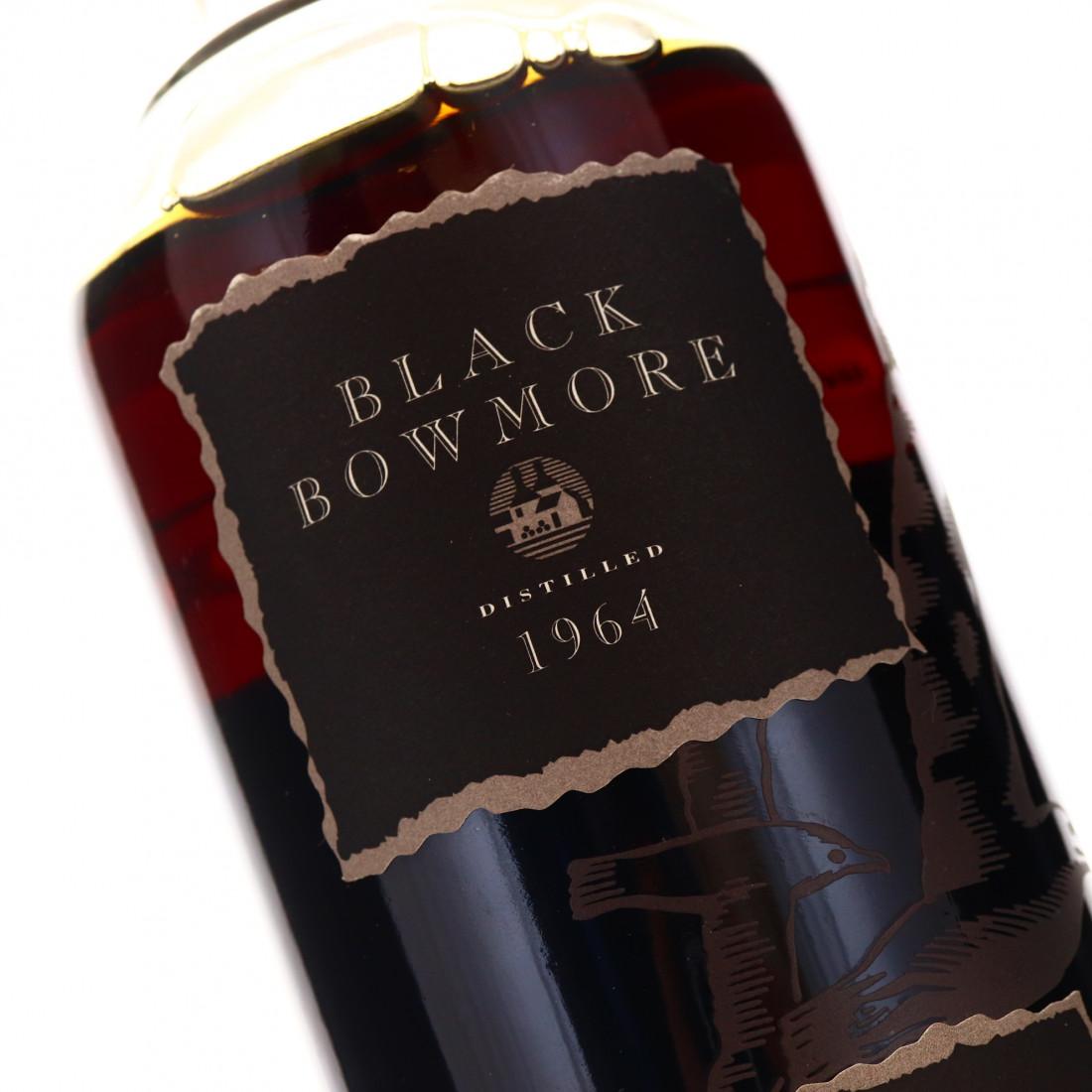 Bowmore 1964 Black Bowmore 30 Year Old 2nd Edition