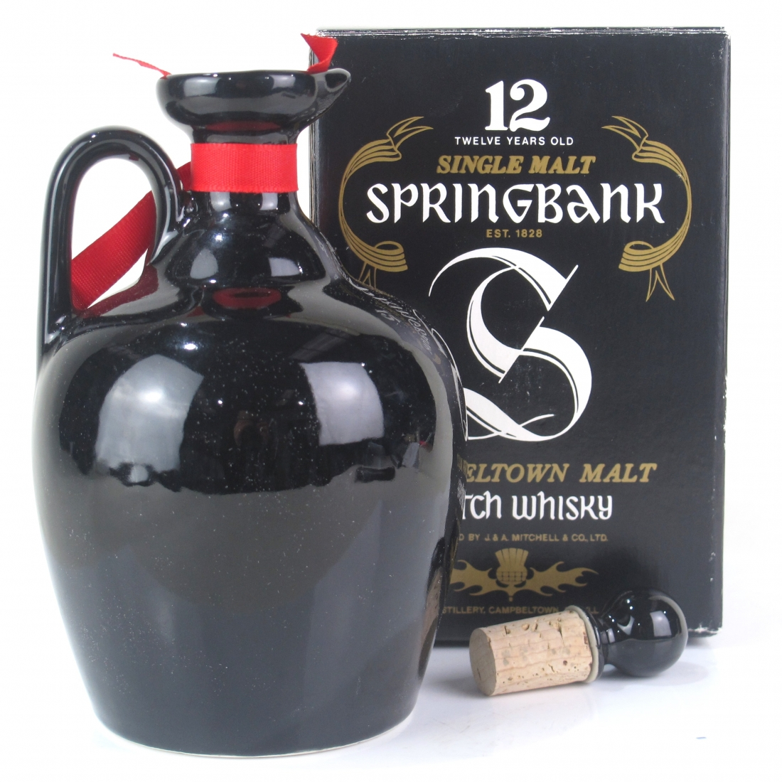 Springbank 12 Year Old Decanter