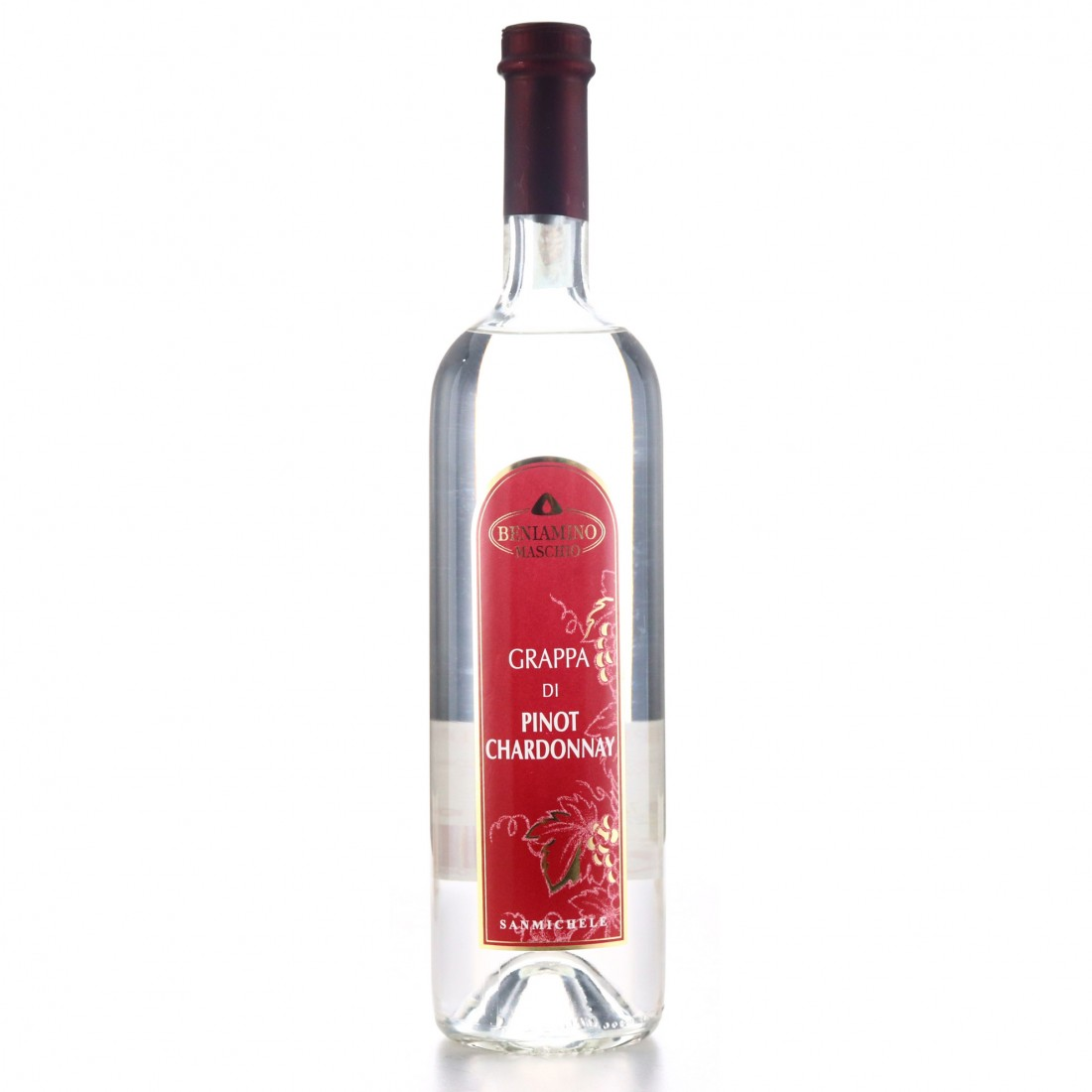 Beniamino Maschio Grappa di Pinot Chardonnay
