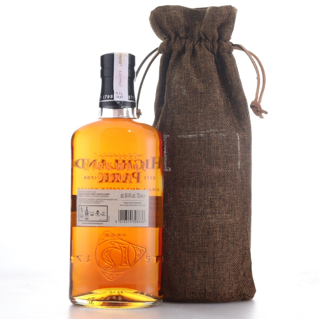 Highland Park 2006 Single Cask 12 Year Old #1642 / Bulgaria 811