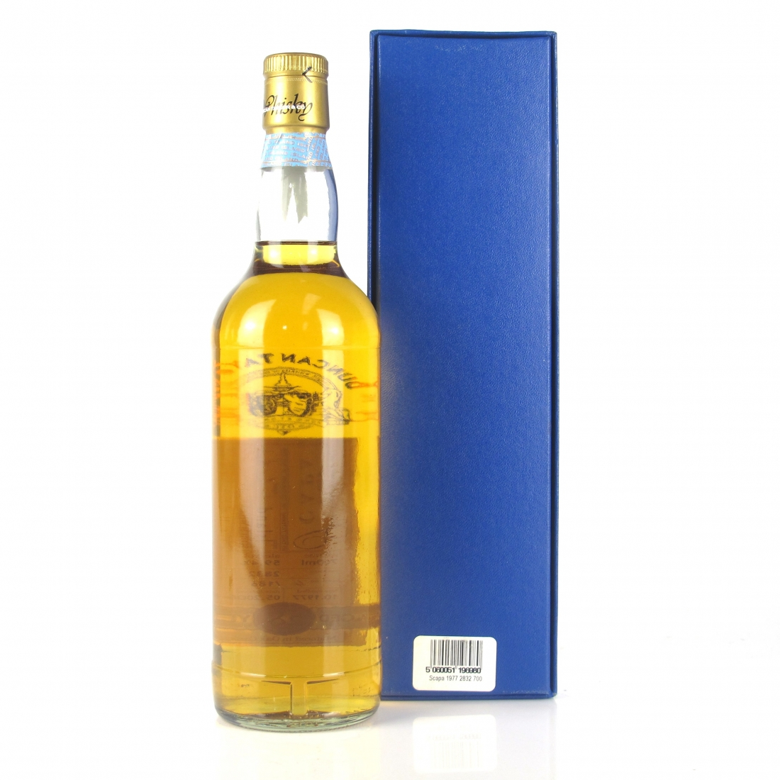 Scapa 1977 Duncan Taylor 28 Year Old