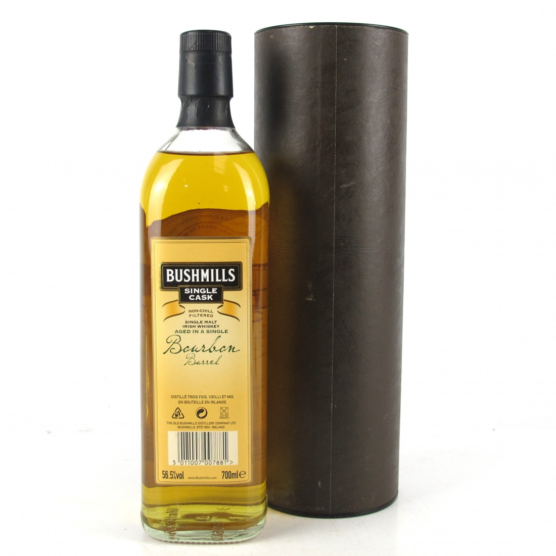 Bushmills 1989 Single Bourbon Cask / Copenicker Whisky-Herbst 2004